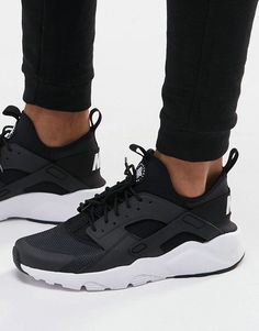 Fashion trend: black sneaks.  Worth every penny!