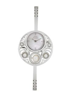 titan raga women pearly white beaded analogue watch rs 3598 buy now onhttp