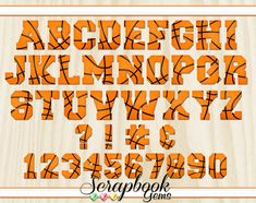 Painting Wooden Letters, Diy Letters, Printable Letters, Letters And Numbers, Sports Basketball, Sports Mom, Basketball Stuff, Valentine Day Boxes, Letter Stencils