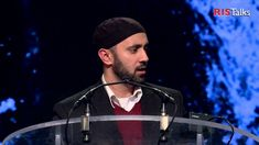 """RISTalks: Imam Khalid Latif - """"Not Just Why, But Why Not? Making Religio... Time Lapse Film, Khalid, Holy Quran, Gods Love, Islam, Religion, Songs, Concert, Music"""