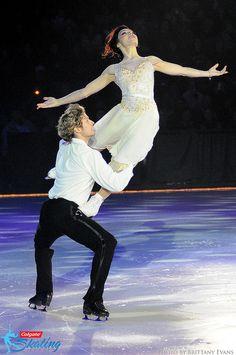 Meryl Davis & Charlie White - Shall We Dance on Ice 2015 | Flickr - Photo Sharing!