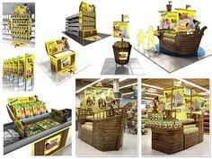 Shopper Marketing on Behance