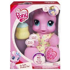 so soft pony newborn pinkie pie series 2