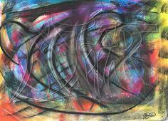 Human Graffiti