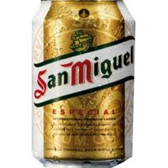 Beer San Miguel, Special 33 CL A beer, especial for its bright gold color, notable for its balance, freshness and slightly bitter. https://espanaencasa.com/gb/beer/976-beer-san-miguel-special-33-cl.html