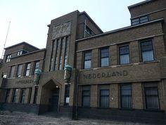 Voormalig bierbrouwerij 'Drie Hoefijzers' herbestemd naar kantoorgebouw,Breda
