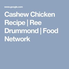 3 meat 3 bean 3 chili chili recipe ree drummond food network cashew chicken recipe ree drummond food network forumfinder Images