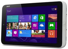 Cheapest Windows Tablet! Buy Acer Iconia W3-810 Tablet with 8.1 inch display, Dual Core CPU & Windows 8.1 OS for Rs 7,999 at Amazon India #Acer #Tablet #Windows #Shopping #india #Amazon #Deals #Offers