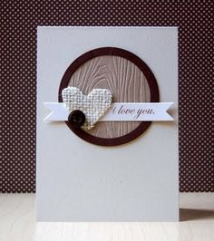 I have stacks of that woodgrain cardstock which needs using up, love the idea of framing it.
