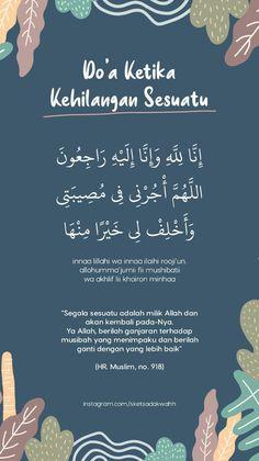 Pray Quotes, Quran Quotes Inspirational, Quran Quotes Love, Reminder Quotes, Self Reminder, Ramadhan Quotes, Quotes Lockscreen, Religion Quotes, Doa Islam