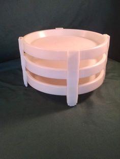 Vintage Tupperware Divide-A-Racks, Vintage Tupperware, Tupperware, Divide-A-Racks, Vintage Serving Tray, 3 Tierd Tray, Serving Trays, by Vintagepetalpushers on Etsy