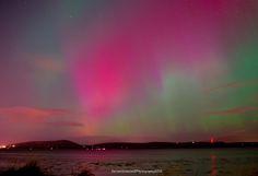 Aurora Borealis   Allanfearn, Inverness-shire (Photographer: Darren Chisholm)