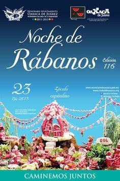 Noche de Rábanos - Radish Night Dec. 23