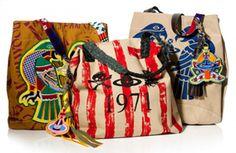 PUNK design bags- Vivian Westwood