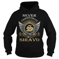 Never Underestimate The Power of a SIRAVO - Last Name, Surname T-Shirt #name #tshirts #SIRAVO #gift #ideas #Popular #Everything #Videos #Shop #Animals #pets #Architecture #Art #Cars #motorcycles #Celebrities #DIY #crafts #Design #Education #Entertainment #Food #drink #Gardening #Geek #Hair #beauty #Health #fitness #History #Holidays #events #Home decor #Humor #Illustrations #posters #Kids #parenting #Men #Outdoors #Photography #Products #Quotes #Science #nature #Sports #Tattoos #Technology…