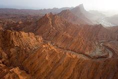 Meraviglie naturali: 5 nuovi siti  Patrimonio dell'Umanità La catena montuosa Tien Shan (montagne celesti) del Sinkiang