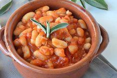 Haricots blancs à la sauce tomate WW, recette d' un bon plat facile et simple à réaliser pour accompagner vos plats de viande ou de poisson.
