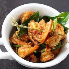 Hot and Spicy Schoolyard Shrimp