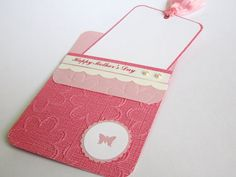 Handmade Pocket Card