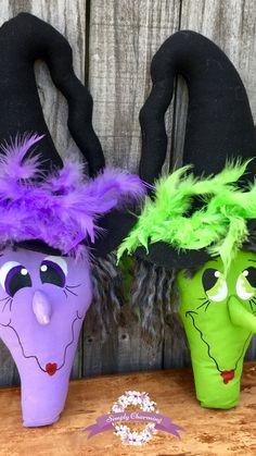 Whimsical Halloween, Halloween Doll, Outdoor Halloween, Halloween Projects, Diy Halloween Decorations, Holidays Halloween, Burlap Door Decorations, Halloween Witch Wreath, Halloween Ideas