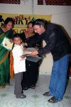 Actor Priviraj Appreciates AIKYA Annual Day Celebrations - 2010