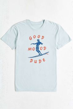 Katin Good Mood Dude Tee Not sure about the color though