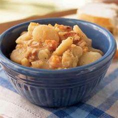 Country Lima Beans Recipe | MyRecipes.com