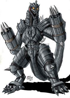 Godzilla Neo King Kong   Godzilla 2014 Mechagodzilla