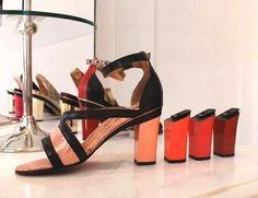Tanya Health Paris shoes