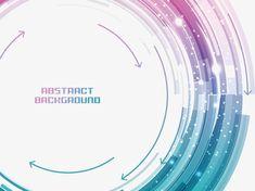 мода красочный Technology вектор справочных материалов, красочный фон, индивидуальность фон, История науки и техникиPNG и PSD