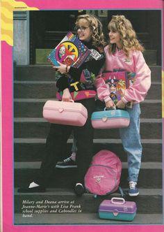 Teen Magazine August 1989 Advertorial もっと見る