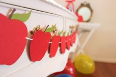 Snow White Birthday Party Ideas | Photo 3 of 22 | Catch My Party