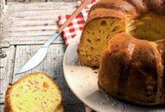 Ζαμπονοτυρόπιτα κέικ-featured_image Food Categories, Banana Bread, Oven, Birthdays, Rolls, Sweet, Party, Desserts, Recipes