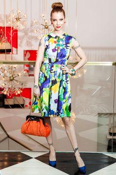 Get ready for spring with our new summer dresses  Julia Petit - Petiscos - Kate Spade http://juliapetit.com.br/moda/provando-kate-spade-ii/