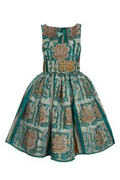 Marine Blue Dress