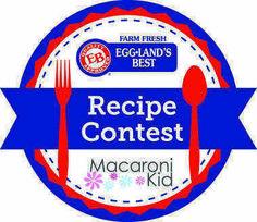 """Your Best Kid-Friendly Recipe"" Contest #EBRecipeContest #ad | Macaroni Kid"
