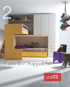 101 Детская комната by Doimo CityLine | Children room | Pinterest