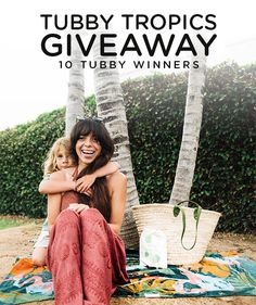 Help me win this awesome giveaway from Tubby Todd Bath Co.! 10 Winners get $39 Tubby Tropics Summer Bundle!