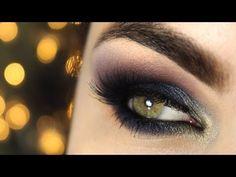 Assista esta dica sobre Maquiagem para noite com sombra azul e vinho e muitas outras dicas de maquiagem no nosso vlog Dicas de Maquiagem.