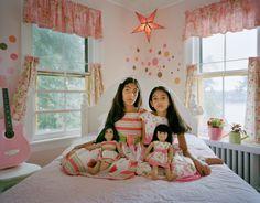 Ilona Szwarc Proyecto: AMERICAN GIRLS http://www.ilonaszwarc.com/american-girls