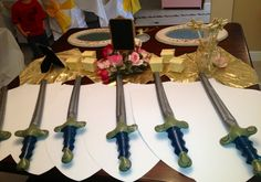 """Photo 1 of 31: Beauty and the Beast / Birthday """"Enchanted Beauty and The Beast Party """" 