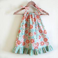 sweet pillowcase dress