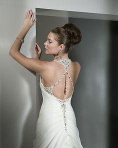 beautiful wedding dress, I love!!