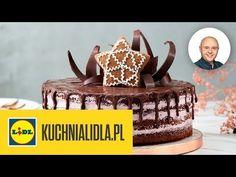 ŚWIĄTECZNY TORT PIERNIKOWY 🎂 | Paweł Małecki & Kuchnia Lidla