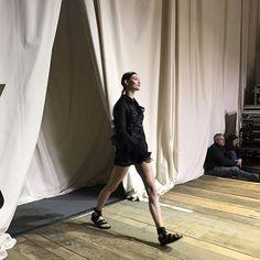 Eilisessä H&M Studion näytöksessä käveli muun muassa @gigihadid @bellahadid ja @imaanhammam!#hmstudio #ss17 #pfw #seenowbuynow #collection  via ELLE FINLAND MAGAZINE OFFICIAL INSTAGRAM - Fashion Campaigns  Haute Couture  Advertising  Editorial Photography  Magazine Cover Designs  Supermodels  Runway Models