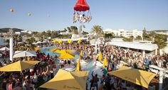 Pool Party at O Beach Ibiza happening tommorow - You are guaranteed a great day right here With Ibiza residents playings; Ocean Ibiza, Ocean Beach, Beach Club, San Antonio, Spotlight, Costa, Dolores Park, Seasons, Instagram Posts