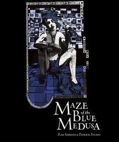 Maze of the Blue Medusa RPG; Infinite broken night. Milky alien moons. Wavering demons of gold. Held in this jail of immortal threats are three perfect sisters... Maze of the Blue Medusa is a dungeon. Maze of the Blue Medusa is art.