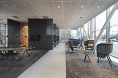 NL - Aan de Piet Heinkade in Amsterdam heeft VOID een ontwerp gemaakt voor Huys Europa. Het voormalige hoofdkantoor van Ahold is omgebouwd tot een multi-tenant gebouw in opdracht van eigenaar Altera Vastgoed b.v. Samen met Cerius Projects B.V...