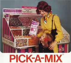 Once Upon a Product: Brach's candy cart
