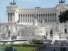 MONUMENTO A VITTORIO EMANUELE II (Italie) ROME 2016